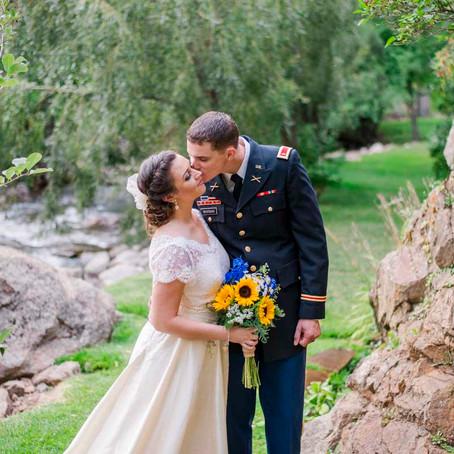 Mallory & Aaron's Boulder Creek Wedding