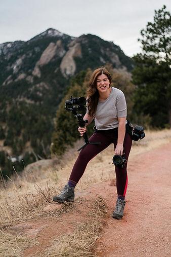 Colorado elopement videographer Dylan