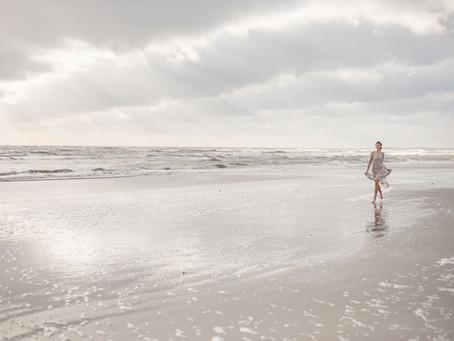 Barnacled Beauty Sunrise Beach Portraits