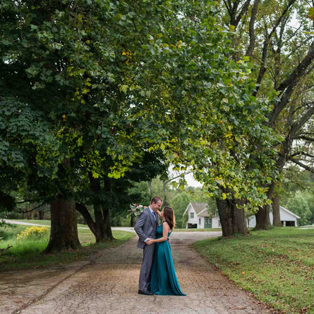 Karin & Ryan's Valley Forge Anniversary Session