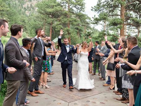Alessandra & Spencer's Estes Park Wedding