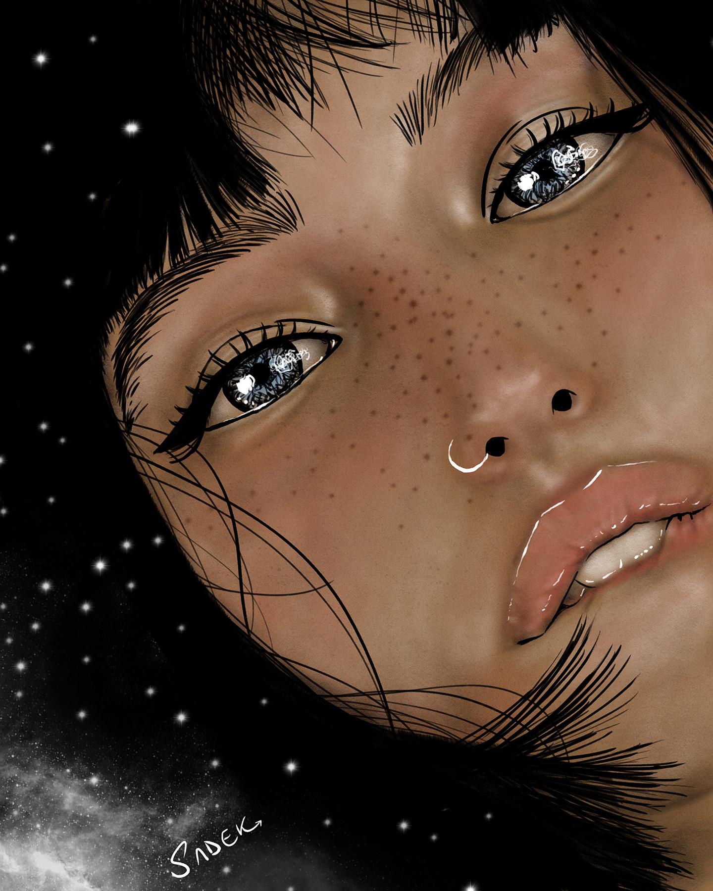 Stargazing | 12 x 9.6