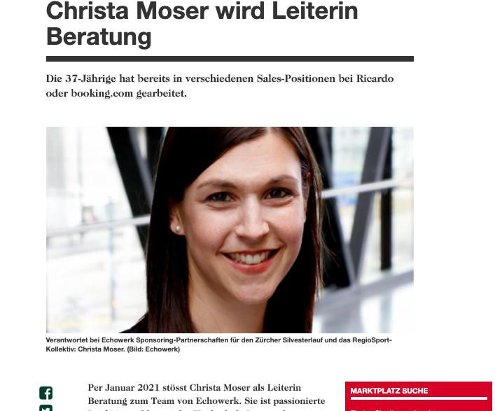 Bericht persönlich.com