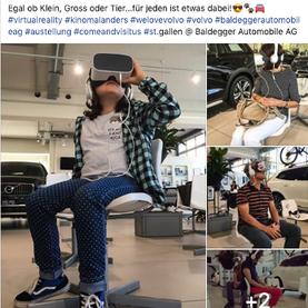 Social Media Postings
