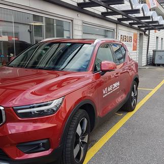 Integration Volvo