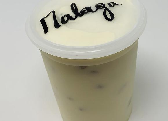 Glace malaga