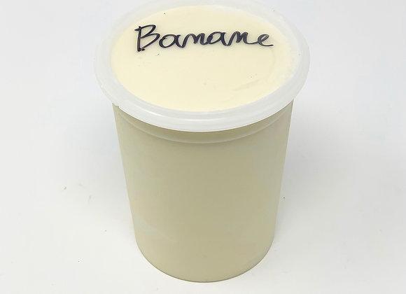 Glace Banane