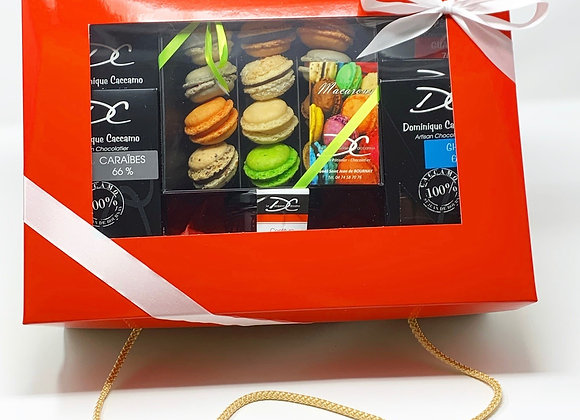 Box Gourmande Macarons