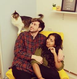 Shaaba Jamie & Apollo