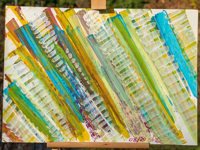 27 - Autumn stripes