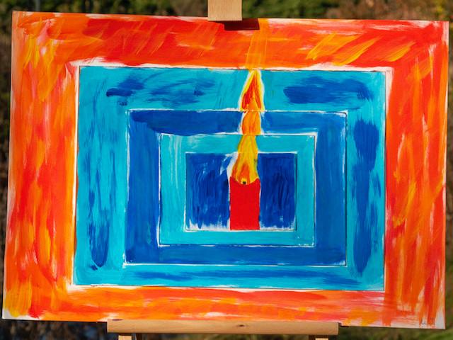 4 - Kleine Flamme - große Wirkung