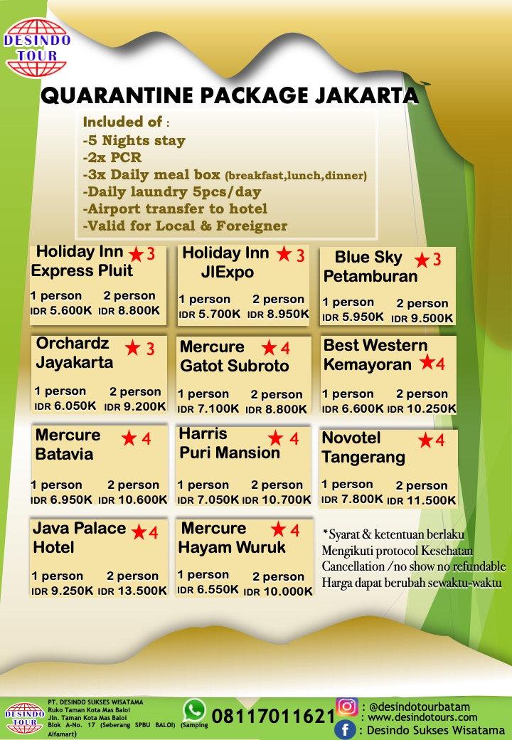 NEW PROMO 2D1N Quarantine Staycation at Jakarta.JPG