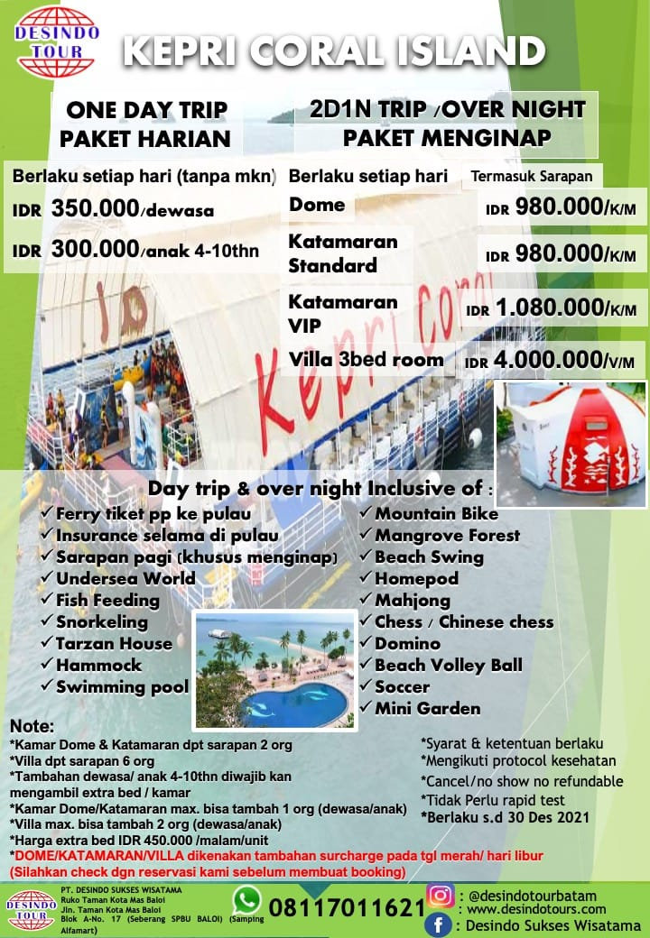 NEW PROMO 1D Vacation to Kepri Coral.JPG