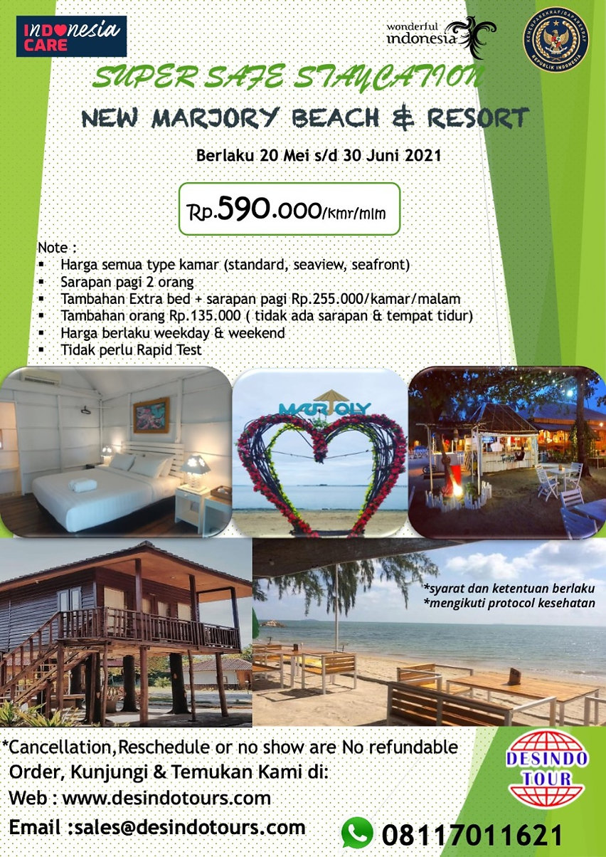 NEW PROMO 2D1N Staycation at New Majory