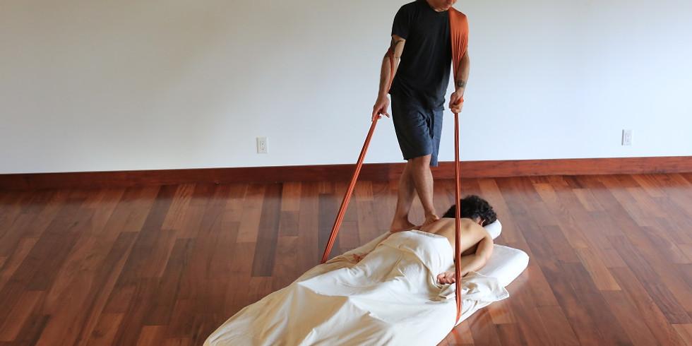 Sarga Bodywork on the Floor Level One (2 Day Course)