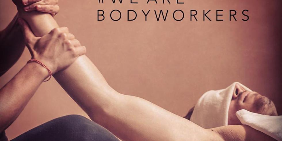 Sarga Bodywork Table Level Two (2 Day Course)