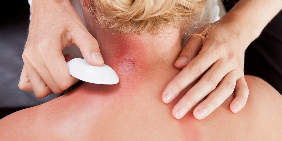 (Live OnLine) The Art and Science of Gua Sha