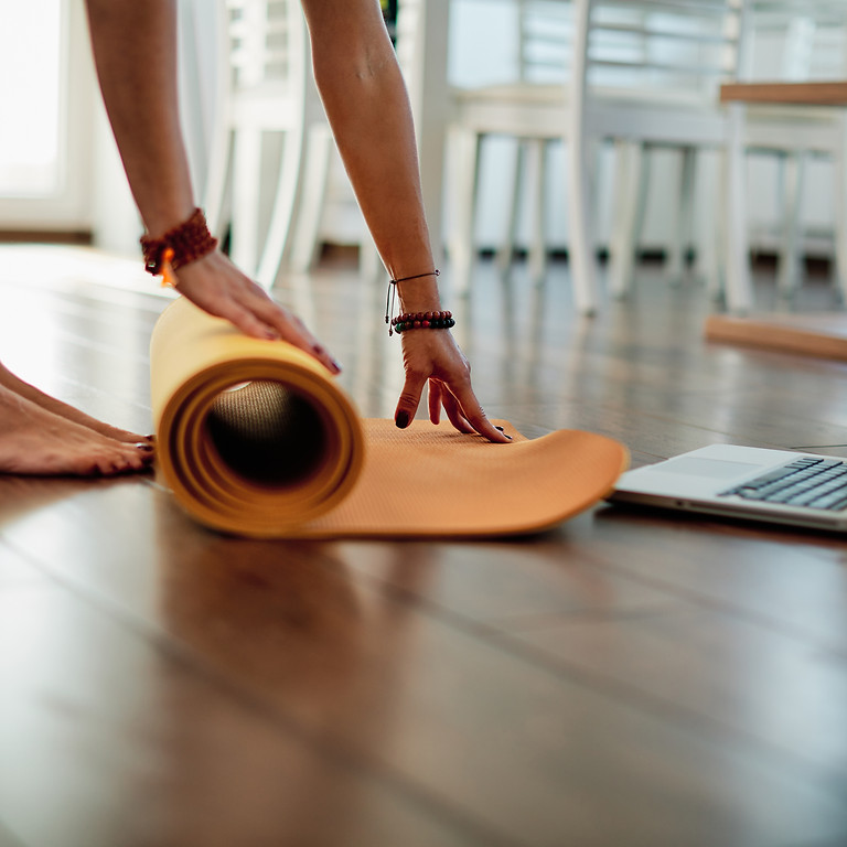 (On-Line) Yoga for Beginners Series