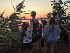 Ein Wochenende der NABU Kindergruppe Pankow / Draußen-AG