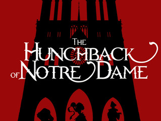 Don't Judge A Book By Its Cover: The Hunchback of Notre Dame Auditions