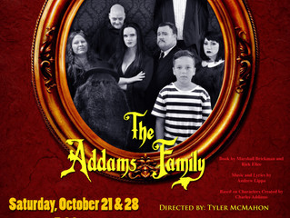 Welcome the Unknown: The Addams Family