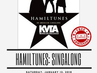 Hamiltunes: An American Singalong