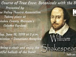 Shakespeare Comes to KVTA!