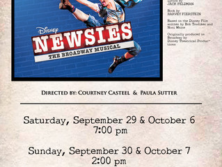 Newsies: Based on a True Story... Part I