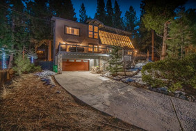 incline house at night fall retreat 2019