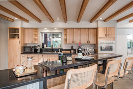 incline house kitchen bar fall retreat 2