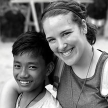 Ashley Dye Myanmar Orphan