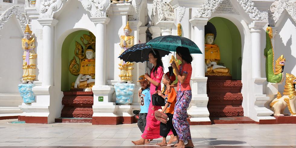 Myanmar May 2020