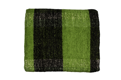 Midnight Moss Blanket