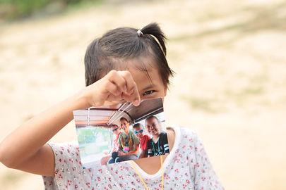 Myanmar orphan letter