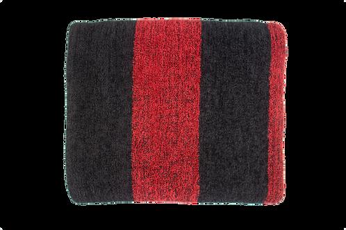 Crimson Heart Blanket