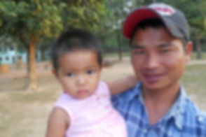 Myanmar Orphanage Thomas