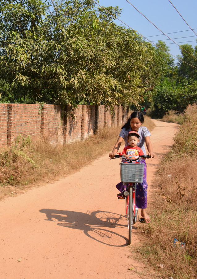 Binding Thread Myanmar Picture