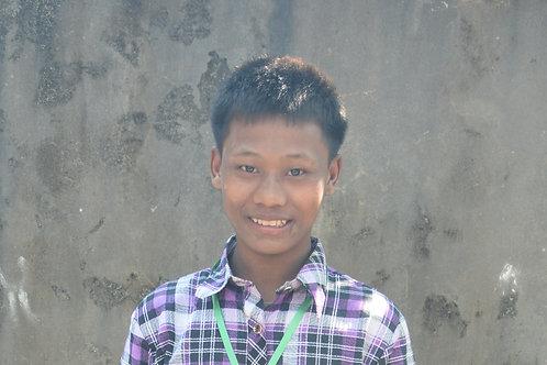 Shwe San Aung