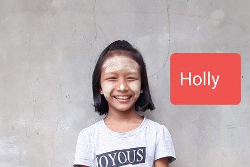 Holly Biak Tha Chin Par