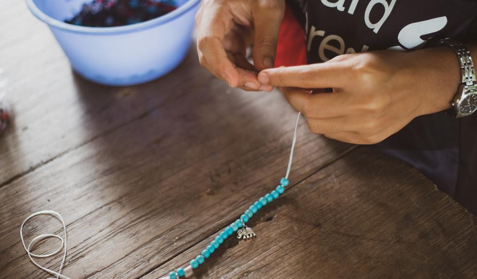 Myanmar Loom House Pic
