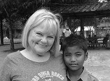 Donna Carr Myanmar Orphan