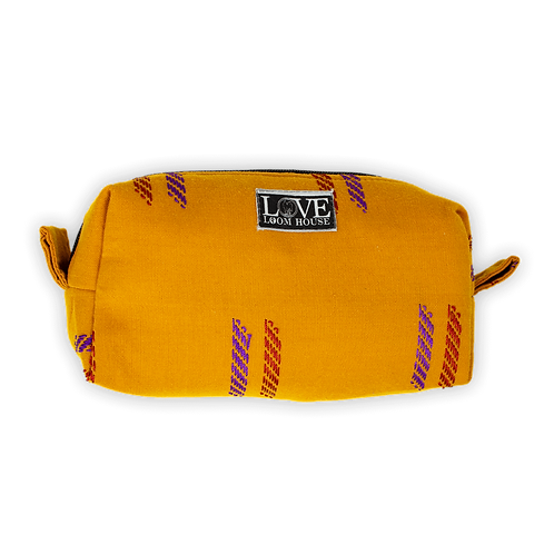 Yellow Travel Bag