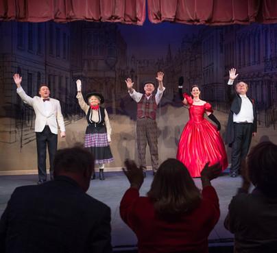 Queen's Theatre Hornchurch (Mark Sepple)