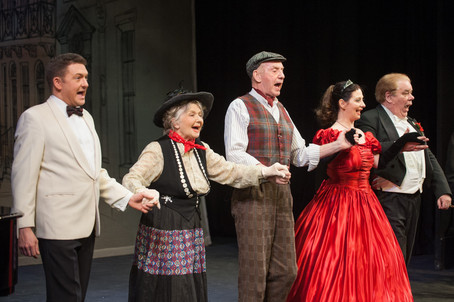 Music Hall Queen's Theatre Hornchurch (Mark Sepple)