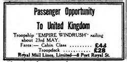 440px-Newspaper_advert_for_passengers_to