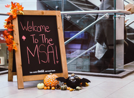Halloween at Mohawk: 5 Different ways students can decorate their dorm room