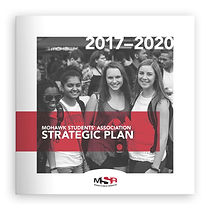 Front Cover of the Strategic Plan