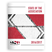 Cover of the 2016/2017 Annual Report