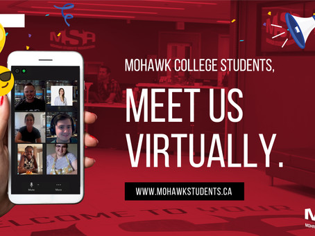 A Virtual Welcome to Mohawk College: Everything Virtually Happening This September