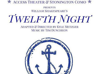 Twelfth Night coming to Tribeca